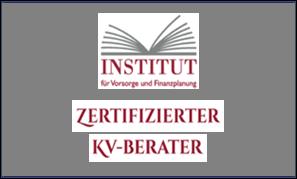 Zertifizierter KV-Berater (ZKVB)
