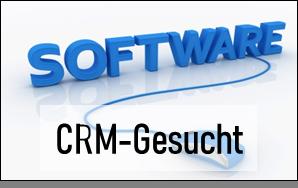 CRM für Fintech Startup gesucht